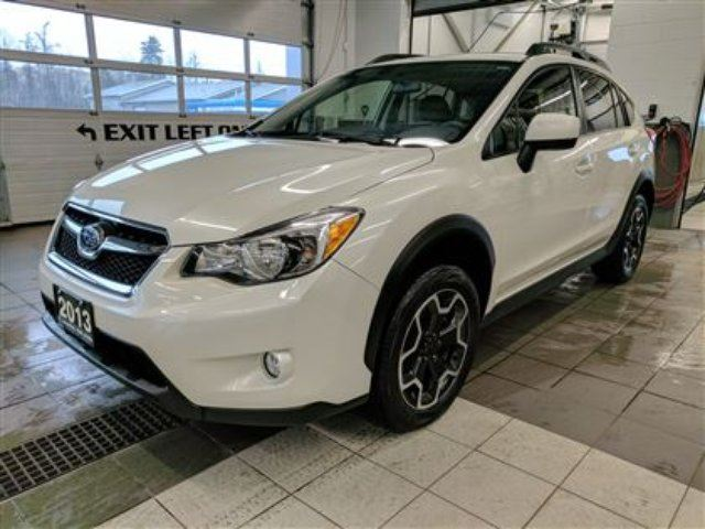 2013 Subaru XV Crosstrek Touring - AWD - One Owner - No Accidents! in Thunder Bay, Ontario