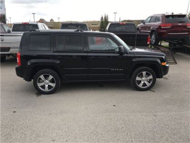 2017 jeep patriot high altitude heated seats sunroof okotoks alberta car for sale 2776421. Black Bedroom Furniture Sets. Home Design Ideas