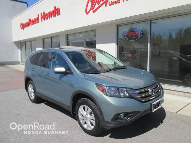 2013 Honda CR-V EX-L in Burnaby, British Columbia