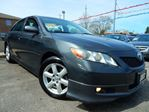 2007 Toyota Camry SE  LEATHER.ROOF  TOYOTA SERVICED in Kitchener, Ontario
