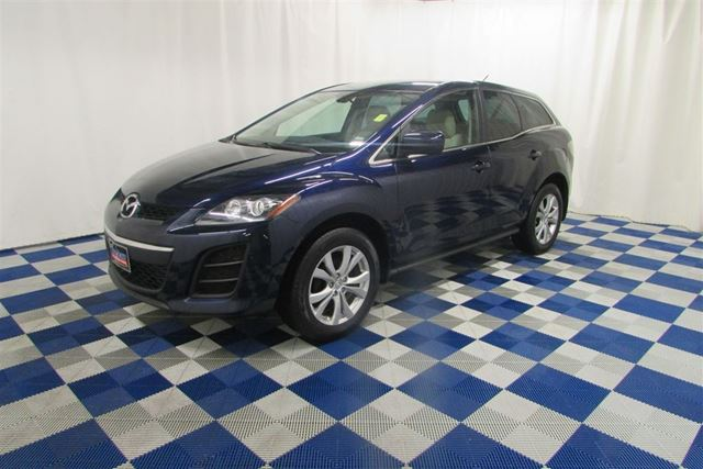2010 MAZDA CX-7 GS AWD/ACCIDENT FREE/GREAT PRICE in Winnipeg, Manitoba