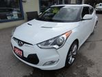 2013 Hyundai Veloster LOADED 6-SPEED MANUAL 4 PASSENGER 1.6L - DOHC.. in Bradford, Ontario