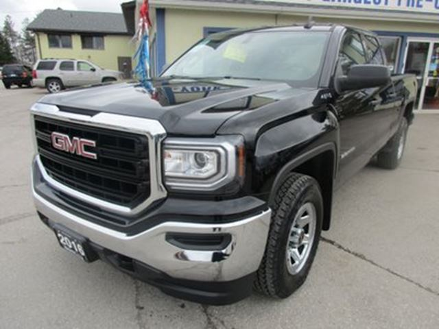 2016 GMC Sierra 1500 HARD WORKING SLE MODEL 6 PASSENGER 5.3L - VORTE in Bradford, Ontario