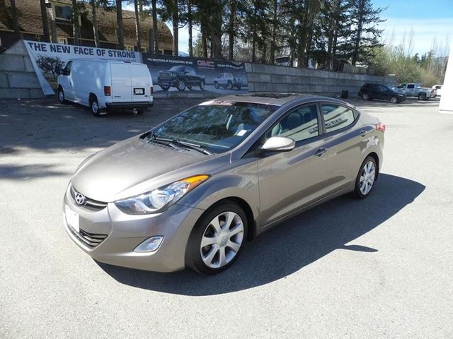 2013 Hyundai Elantra GL in Salmon Arm, British Columbia