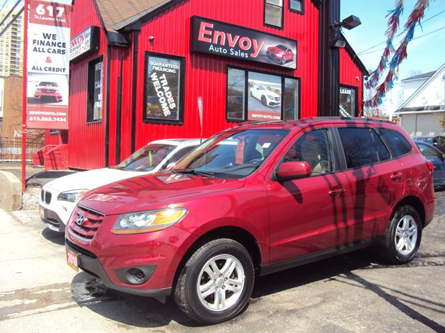 2010 HYUNDAI Santa Fe GL AUTOMATIC!!ONE OWNER!!DEALER SERVICED!! in Ottawa, Ontario