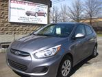 2017 Hyundai Accent 2017 Hyundai Accent MINT 2km ! AUTO/ AC , WRTY+SAFETY $14900 in Ottawa, Ontario