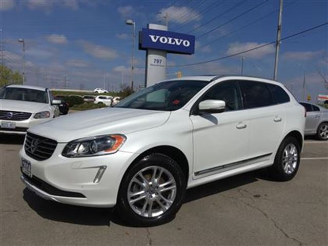 2014 VOLVO XC60 3.2 AWD A Premier Plus VOLVO CERTIFIED PRE-OWNED 0 in Mississauga, Ontario