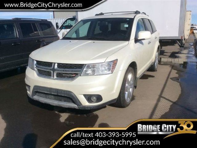 2015 DODGE JOURNEY R/T in Lethbridge, Alberta