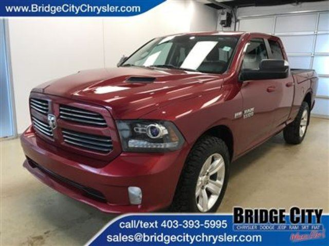 2014 DODGE RAM 1500 Sport in Lethbridge, Alberta