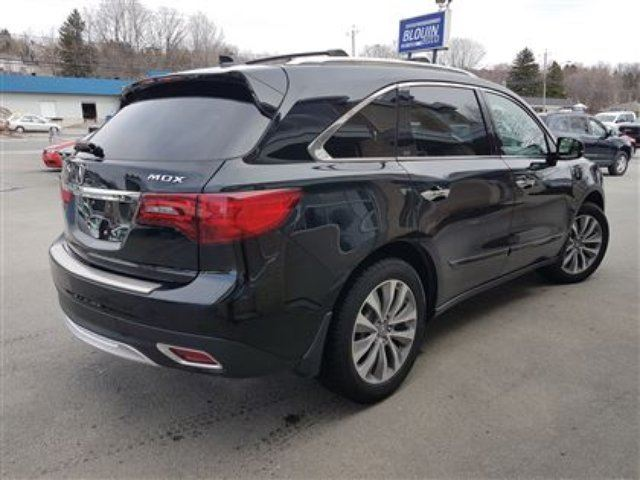 2014 acura mdx technology package sainte marie quebec car for sale 2759836. Black Bedroom Furniture Sets. Home Design Ideas