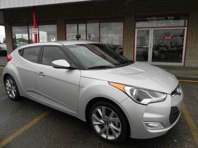 2016 Hyundai Veloster COUPE HATCHBACK Accident Free, Bluetooth, A/C, - Edmonton in Sherwood Park, Alberta