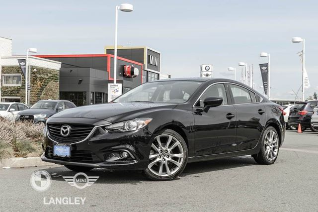 2015 MAZDA MAZDA6 GT! in Langley, British Columbia