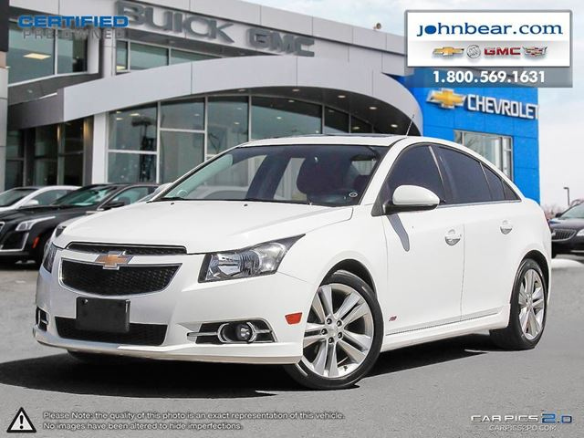 2012 Chevrolet Cruze LT Turbo in Hamilton, Ontario