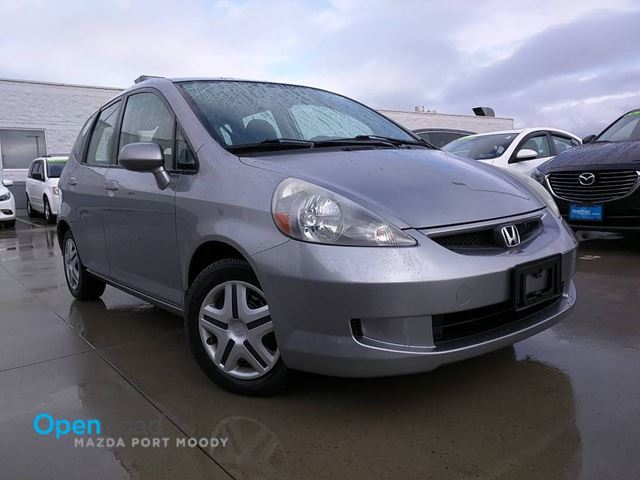 2008 Honda Fit LX M/T No Accdient  ABS Power Lock Power Window in Port Moody, British Columbia