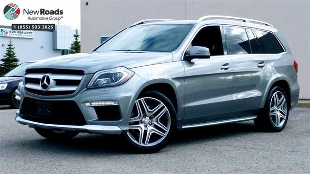 2015 Mercedes-Benz GL-Class GL350 BlueTEC 4MATIC, ONE OWNER, NO ACCIDENT in Newmarket, Ontario