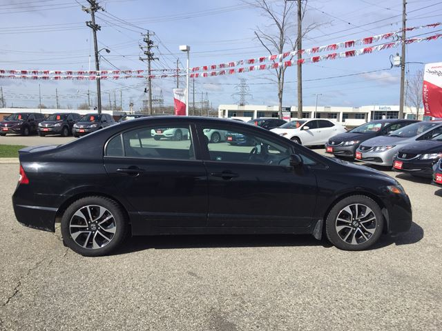 2010 Honda Civic Sport Only 85,400 km! Automatic, A/C and More! in Waterloo, Ontario