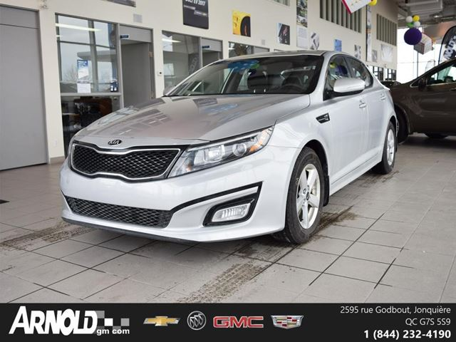 2015 Kia Optima LX in Jonquiere, Quebec