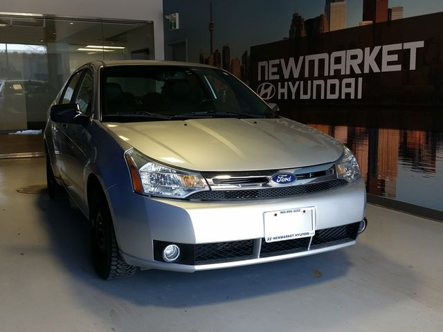 2011 FORD FOCUS SEL All-In Pricing $102 b/w +HST in Newmarket, Ontario