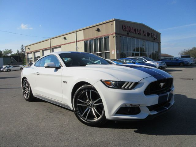 2016 ford mustang gt premium stittsville ontario car for sale 2760110. Black Bedroom Furniture Sets. Home Design Ideas