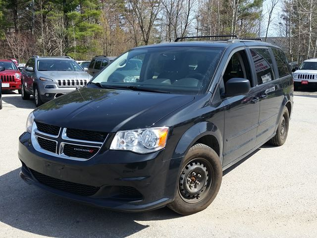 2013 Dodge Grand Caravan SXT in Gravenhurst, Ontario
