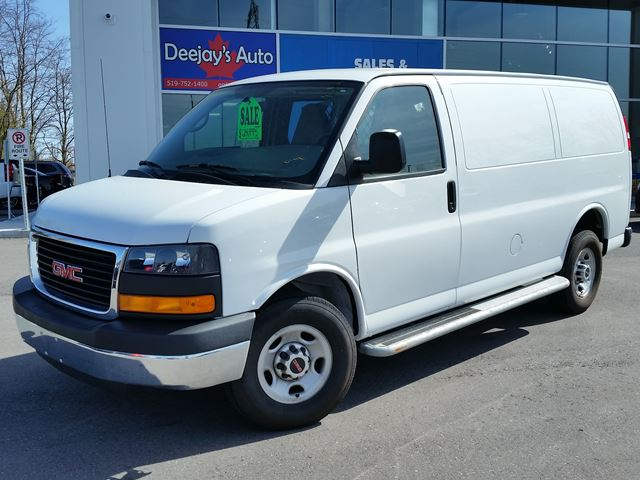 2015 GMC Savana 2500           in Brantford, Ontario
