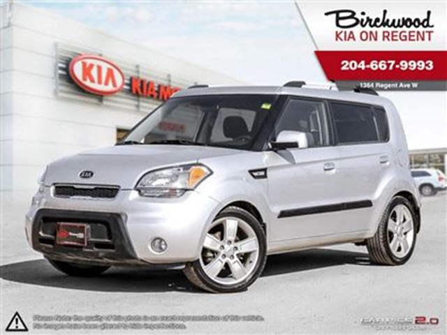 2010 Kia Soul 2u *MONTH END MARKDOWN PRICING ON NOW!* in Winnipeg, Manitoba