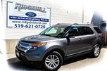 2014 Ford Explorer XLT  NAVIGATION  LEATHER  PANORAMIC ROOF in Cambridge, Ontario