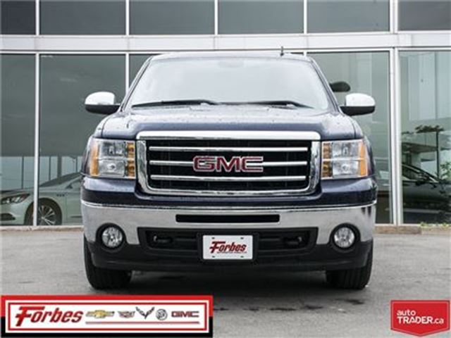 2012 GMC Sierra 1500 SLT Crew Cab Short Box 4x4  NAV  DVD  LEATHER in Waterloo, Ontario