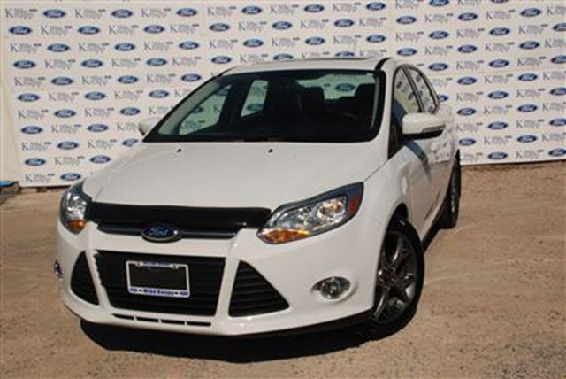 2014 Ford Focus SE*Leather*Heated Seats*Roof in Welland, Ontario