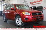 2012 Toyota RAV4 SINGLE OWNER DEALER SERVICED 4WD in London, Ontario