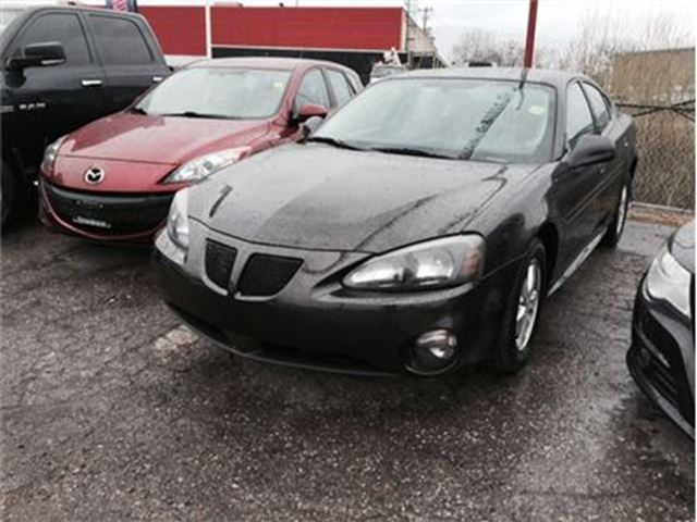 2008 PONTIAC GRAND PRIX GREAT STARTER FOR RECENT GRADS in London, Ontario
