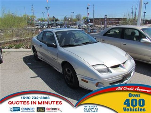 2000 Pontiac Sunfire SE   AS-IS SPECIAL in London, Ontario