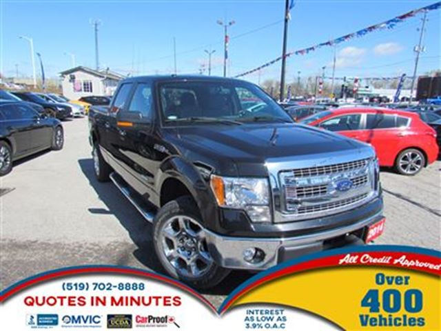 2014 Ford F-150 XLT   4X4   CLEAN   MUST SEE in London, Ontario
