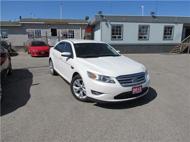 2012 FORD TAURUS SEL   AWD   LEATHER   BLUETOOTH in London, Ontario