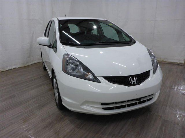 2013 Honda Fit LX in Calgary, Alberta