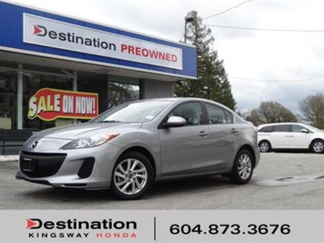 2013 Mazda MAZDA3 GS-SKY in Vancouver, British Columbia