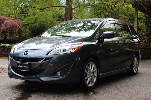 2012 MAZDA MAZDA5 GT in Langley, British Columbia