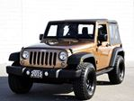2015 Jeep Wrangler 2dr Soft Top in Kelowna, British Columbia