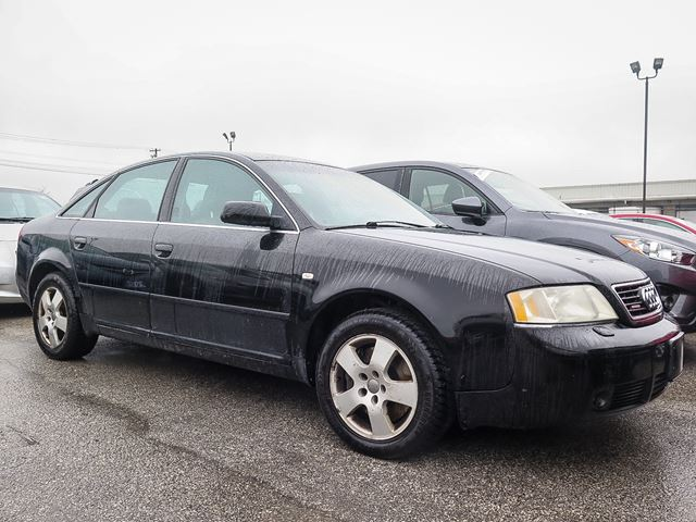 2001 Audi A6 2.7T LOADED!!! ALL WHEEL DRIVE in Toronto, Ontario