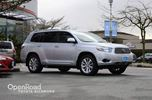 2009 Toyota Highlander 4WD 4dr Hybrid w/Power Driver Seat, Woodgrain I in Richmond, British Columbia