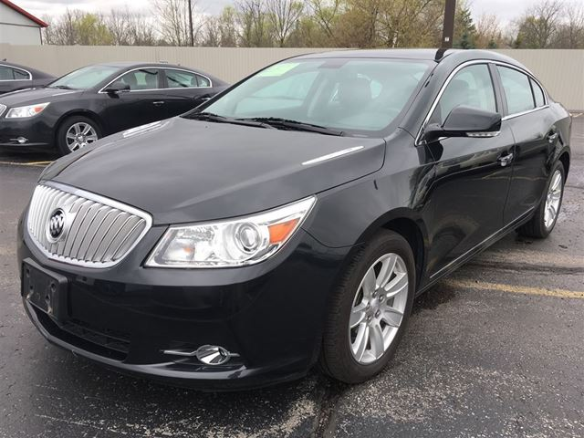 used 2012 buick lacrosse sedan cayuga. Black Bedroom Furniture Sets. Home Design Ideas
