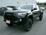 2017 Toyota Tacoma DBL CAB+TRD SPORT UPGRADE!   in Cobourg, Ontario