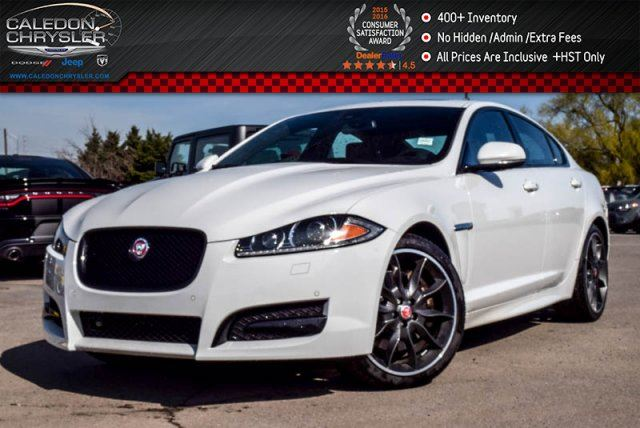 2015 Jaguar XF Sport AWD Navi Sunroof Backup Cam Bluetooth Leather Heated Front Seats 20Alloy Rims in Bolton, Ontario
