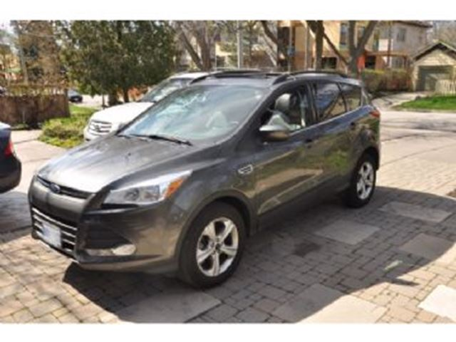 2015 Ford Escape 4WD 4dr SE in Mississauga, Ontario