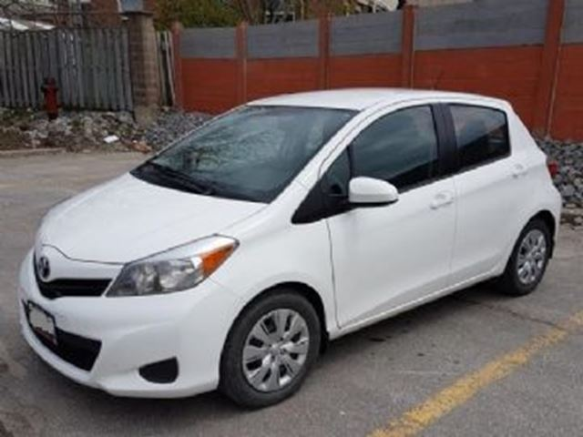 2014 Toyota Yaris LE w/Convenience Package in Mississauga, Ontario