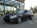 2015 Mercedes-Benz S-Class 4dr Sdn S 550 4MATIC LWB in Mississauga, Ontario