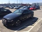 2014 Audi A4 Auto Technik quattro S Line, Black Optics Package in Mississauga, Ontario