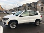 2016 Volkswagen Tiguan 4Motion Special Edition in Mississauga, Ontario
