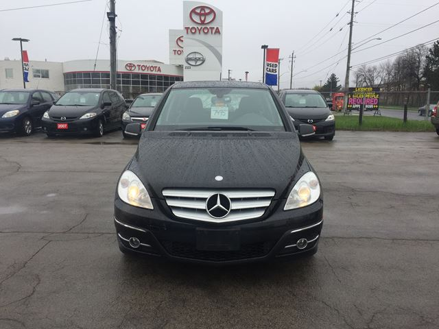 2009 Mercedes-Benz B-Class Turbo in Hamilton, Ontario
