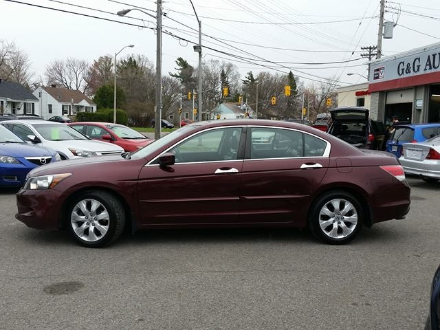 2008 HONDA Accord EX-L in Ottawa, Ontario